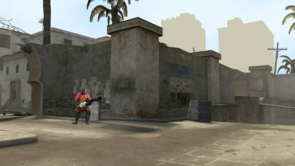 Counter-Strike: Global Offensive SFM Maps